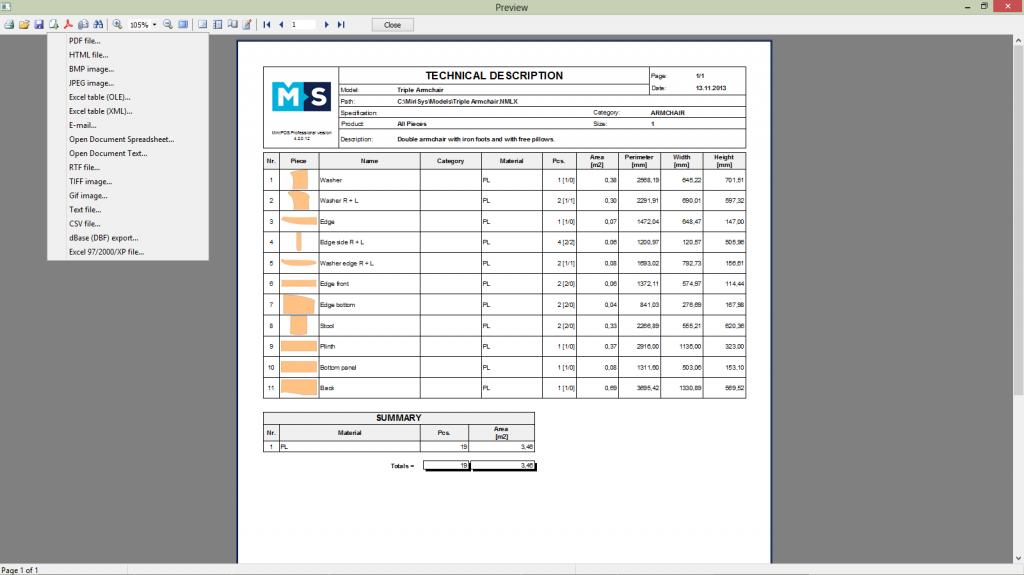 MiriSys POLSKA UniPDS Oprogramowanie CAD