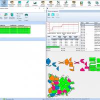 Serwer automatycznego układania - Magazyn skór - MRP - Zarzączanie Krojownią materiału - MiriSys POLSKA