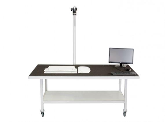 Stół oprogramowanie fotodigitalizacja elementów szablonów meble tapicerka smochodowa