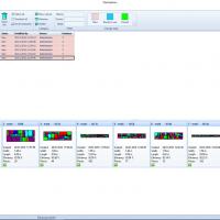 Plan explorer - Podglad planów produkcyjnych - MRP - Zarzączanie Krojownią materiału - MiriSys POLSKA