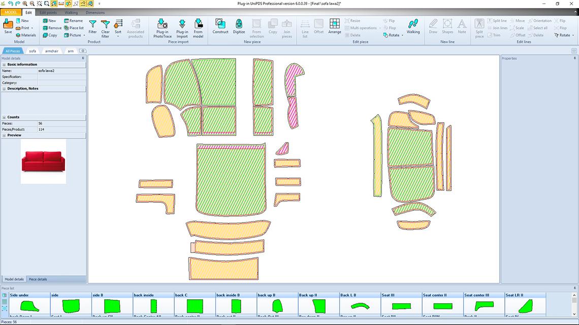 UniPDS - System CAD - MiriSys POLSKA