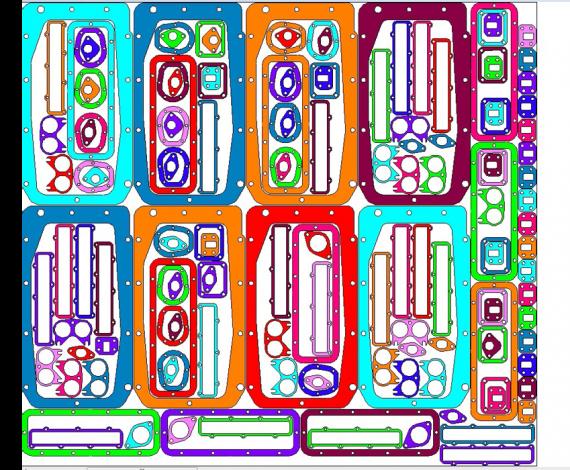 Oprogramowanie do automatycznego układania uszczelek - MiriSys POLSKA
