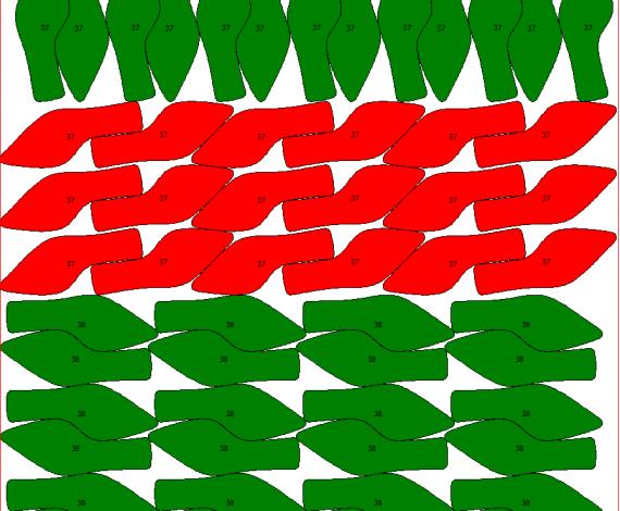 Algorytm automatycznego układanie spody MiriSys POLSKA
