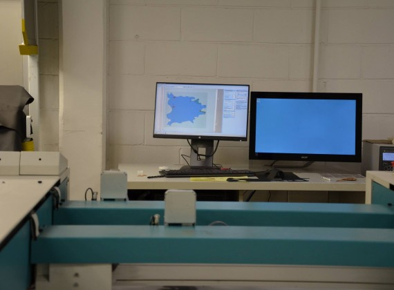 cutter HUMANTEC HLC 270/640 ploter do skóry MiriSys POLSKA