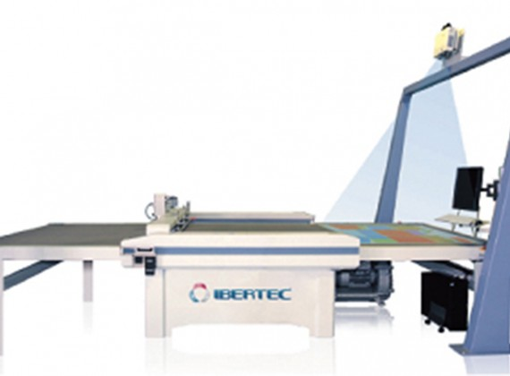 Ibertec Inca L2500 ploter do tkanin MiriSys POSLKA