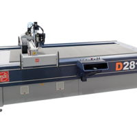 Automatyczna maszyna CNC do wycinania elementów