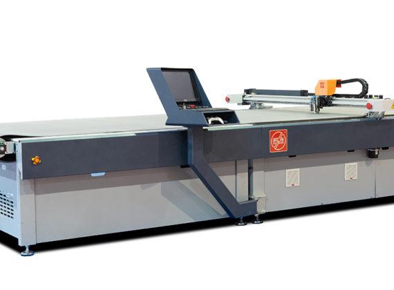 Ultraszybki cutter do tkanin MiriSys Filiz F2216K
